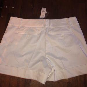 "New York & Company Shorts - New York & co 4"" shorts stretch 10 new 7th ave nwt"